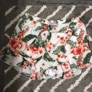 Size small fashion nova shorts
